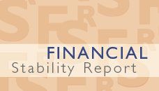 financial stability report cover