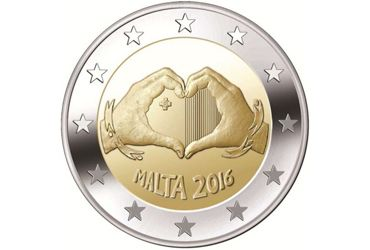 2 Euro coin The role of the Malta Community Chest Fund in Society
