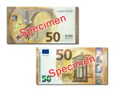 50 euro banknote
