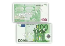 100-Euro-Banknote
