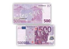 500-Euro-Banknote