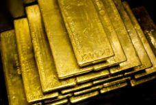 Image of: Gold bars