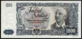 1000-Schilling-Banknote (1954)