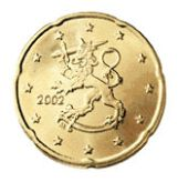 20 cent Finland, first series