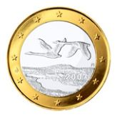 1 euro Finland, second series