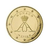10 cent, Monaco, second series