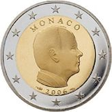 2 euro, Monaco, second series