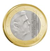 1 euro, The Netherlands, second series