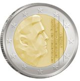 2 euro, The Netherlands, second series