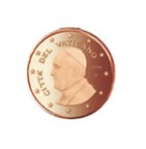 1 cent, Vatican, fourth series