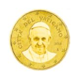 10 cent, Vatican, fourth series