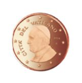 2 cent, Vatican, fourth series