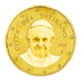20 cent, Vatican, fourth series