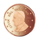 5 cent, Vatican, fourth series