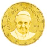 50 cent, Vatican, fourth series