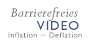 "Barrierefreies Video ""Inflation–Deflation"""