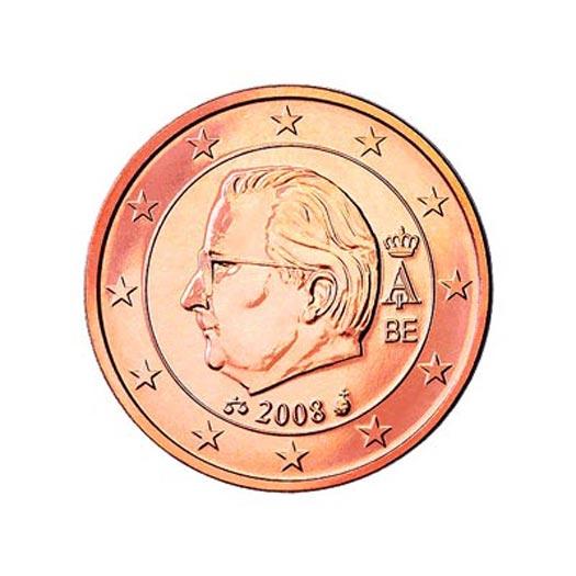 Belgien 2 Serie Ab 2008 Oesterreichische Nationalbank Oenb