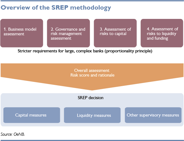 Overview of the SREP methodology